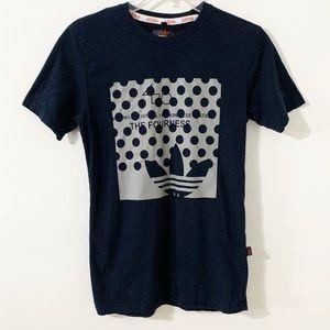 adidas Short Sleeve Graphic The Fourness Tee Shirt